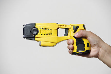 Picture of a Taser